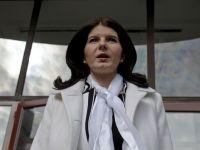Monica Iacob Ridzi, fost ministru al Tineretului si Sportului, condamnata la cinci ani de inchisoare cu executare
