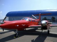 Omul de afaceri Ion Tiriac si o banca au donat cate un avion turbojet, pentru misiuni umanitare