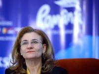 Maria Grapini va fi retrasa din postul de ministru pentru IMM-uri si Turism, pentru a candida la europarlamentare
