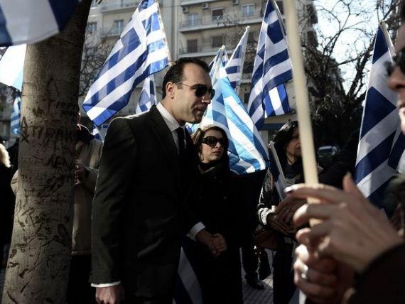 JPMorgan: Grecia va organiza probabil alegeri anticipate, care vor fi castigate de stanga radicala