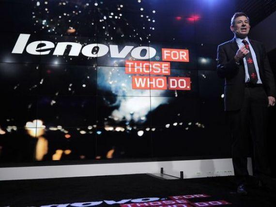 Lenovo devine al treilea jucator pe piata telefoanelor inteligente, dupa preluarea Motorola Mobility de la Google. Tranzactie de 3 mld. de dolari
