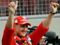 Medicii ar incerca sa il trezeasca treptat din coma pe Michael Schumacher. Familia nu confirma informatia
