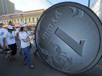 Crimeea vrea sa adopte rubla