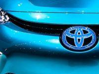 Pariul viitorului de la Toyota: masinile alimentate cu hidrogen. GALERIE FOTO