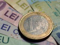 Cursul BNR a depasit 4,4 lei/euro, pe un trend de depreciere a monedelor din regiune