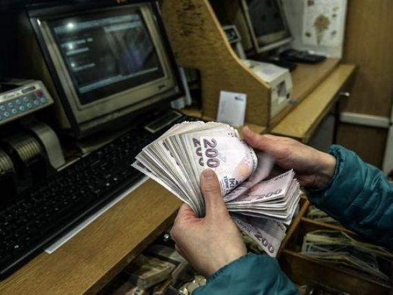 Bancile americane avertizeaza: Fara dobanzi mai mari, capitalurile vor iesi din pietele emergente.  Africa de Sud si Turcia nu sunt in siguranta
