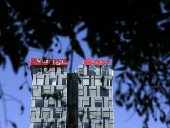 Millennium Bank si-a redus pierderile in 2013, la 5,9 mil. euro. A trecut pe profit operational pentru prima data de la intrarea in Romania