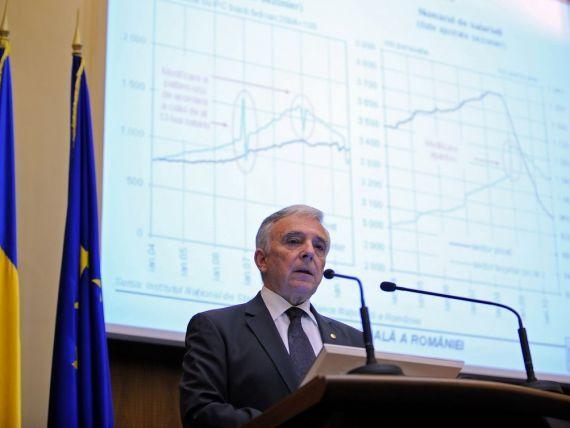Erste: BNR ar putea reduce dobanda cheie la 3%, un nou minim istoric, pe fondul incetinirii inflatiei care impune luarea unor masuri de stimulare a economiei