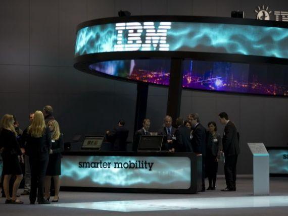 Cum si-a salvat IBM afacerile in ultimii patru ani