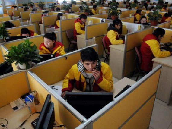 Gigantul chinez de comert online Alibaba, evaluat la 150 mld. dolari, aproape de capitalizarea Facebook