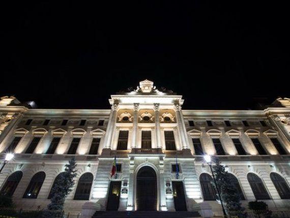 Rezervele BNR au scazut in martie cu 377 milioane euro, la 31,27 miliarde euro