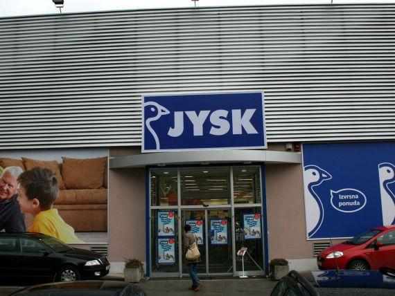 Retailerul danez de mobilier JYSK vrea sa ajunga de la 14 la 100 de magazine in Romania, pe termen mediu