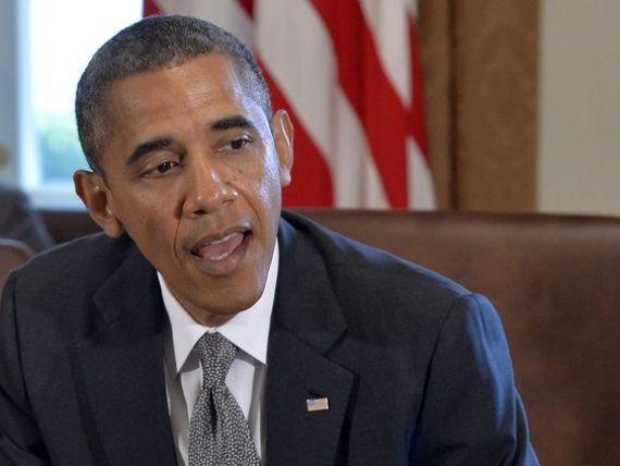 Obama:  SUA nu ar cheltui 50 miliarde de dolari pentru organizarea unui eveniment sportiv ca Olimpiada