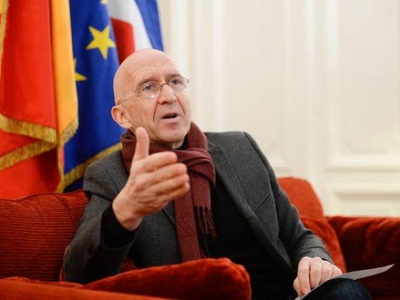 Ambasadorul Frantei: Este normal ca Dacia sa deschida linii de asamblare in alte tari, dar acest lucru nu reprezinta o concurenta pentru Pitesti