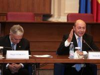 """Basescu avertizeaza ca Romania risca sa reintre intr-o perioada de criza economica si cere Guvernului masuri concrete: """"Reforma facuta cu pasi mici nu a avut succes"""""""