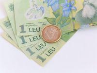 Referinta BNR a crescut pentru a doua zi consecutiv si a ajuns la 4,4926 lei/euro