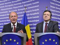 Basescu participa, vineri, la un dejun de lucru cu presedintele Comisiei Europene