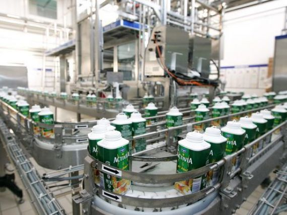 Danone schimba la fata 25% din piata de iaurturi, dupa investitii de peste 2 mil. euro. Cand apar la raft noile retete si ambalaje si ce crede Dieter Schulz despre reducerea TVA la alimente