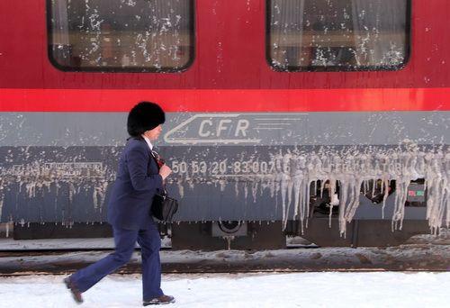 CFR Calatori a angajat firme de paza, pentru securitatea controlorilor si a pasagerilor
