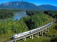 Trenul care strabate un sfert din circumferinta Pamantului si sase fusuri orare. Calatoria de 15 zile care costa 15.500 de dolari. GALERIE FOTO
