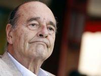 A murit Jacques Chirac, fost preşedinte al Franţei. Avea 86 de ani