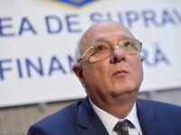 Presedintele ASF, Dan Radu Rusanu, urmarit penal pentru complicitate la abuz in serviciu