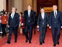 Ponta: Vreau USL si fac un alt guvern doar daca Antonescu isi retrage ministrii. Am vorbit cu Basescu, mi-a zis ca asteapta stabilitate. Nu demisionez daca PNL se retrage