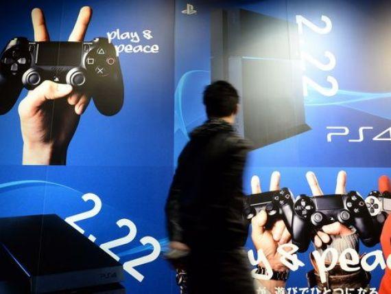 Sony a vandut peste 5,3 milioane de console PlayStation 4 de la lansarea din noiembrie, peste estimarile companiei