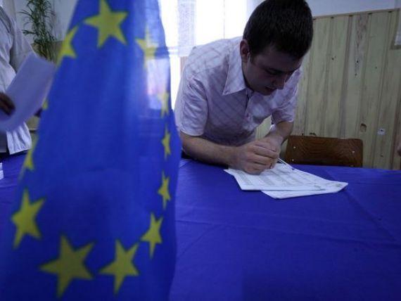 Guvernul va cheltui aproape 150 mil. lei pentru alegerile europarlamentare, cu 50% mai mult decat in 2009