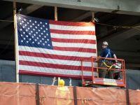 """Pentagonul, obligat prin lege sa achizitioneze exclusiv steaguri 'Made in USA"""""""