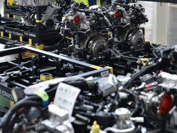 Motorul EcoBoost de 1,5 litri, produs la Craiova, va echipa noul Ford Focus