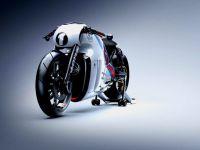 """Motocicleta pentru care faci doua credite """"Prima Casa"""". Lotus scoate doar 100 de bucati. GALERIE FOTO"""
