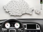 Romania, la examenul auto: Bucuresti