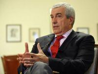 "Calin Popescu Tariceanu a demisionat din PNL: ""Am vorbit cu Antonescu pentru continuarea USL. Raspunsul a fost negativ"""