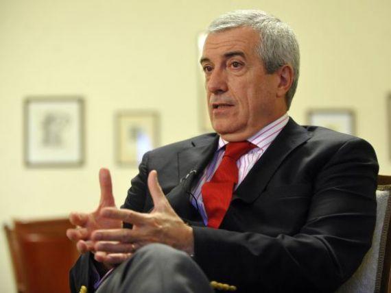 Calin Popescu Tariceanu a demisionat din PNL:  Am vorbit cu Antonescu pentru continuarea USL. Raspunsul a fost negativ
