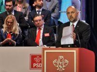 PSD vrea sa semneze doua acorduri cu grupul minoritatilor si UDMR. Noul Cabinet, prezentat luni
