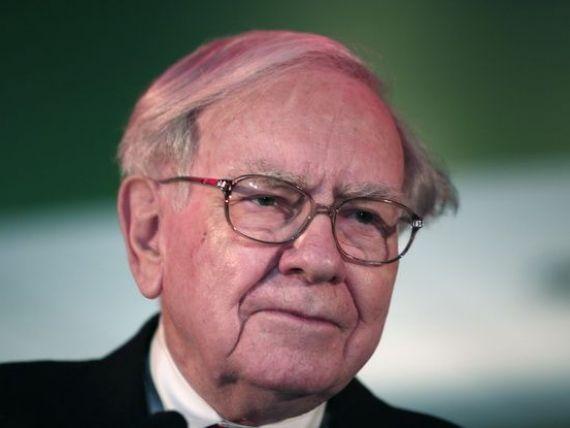 Compania condusa de Warren Buffett inca din 1965 a raportat profit record, de aproape 20 miliarde dolari, in crestere cu peste 30% fata de anul anterior