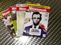 Publicatia Newsweek isi va relua aparitia pe hartie, in aceasta saptamana, in SUA