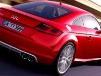 Noul TT la Geneva 2014, imagini complete cu masina. Audi a scapat secretul cu o zi inainte de lansare