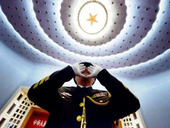 China anunta o noua crestere a bugetului sau militar, al doilea cel mai ridicat din lume: cheltuielile vor atinge in 2014 aproape 100 mld. euro. Japonia se declara preocupata