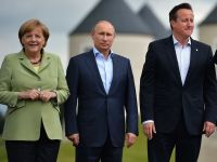 De ce tace Europa in criza ucraineana. Schimburile comerciale UE-Rusia depasesc jumatate trilion dolari, iar cea mai mare putere a continentului este si cea mai dependenta de gazele rusesti