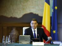"""Guvernul a aprobat programul pe care isi va asuma raspunderea in Parlament. Ponta: """"Este inspirat aproape integral din cel din 2012"""""""