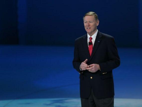 Seful Ford a primit actiuni in valoare de 14 milioane de dolari