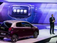 Producatorii auto recurg la tehnologia smartphone pentru a creste atractivitatea masinilor de oras