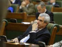 Fostul premier Calin Popescu Tariceanu, ales la sefia Senatului, cu 93 de voturi favorabile