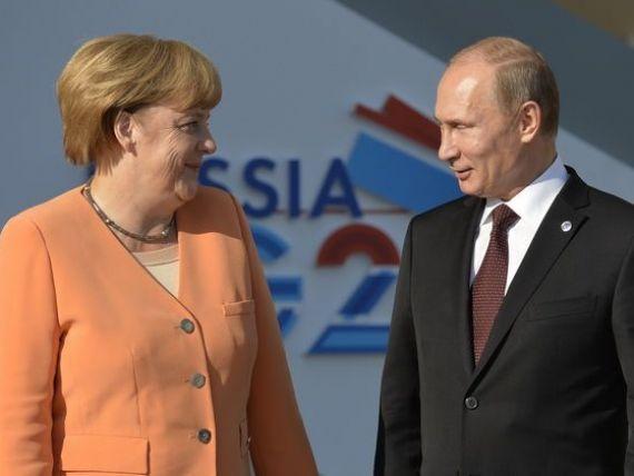 Batalia pentru Europa. SUA, care vor sa-si vanda gazele pe batranul continent, dezbina statele UE. Polonia:  Dependenta Germaniei de gazul rusesc ameninta suveranitatea Europei