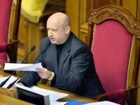 """Presedintele interimar al Ucrainei: """"Nu nu vom angaja intr-o operatiune militara in Crimeea. Moscova refuza orice contact cu Kievul pentru a gasi o solutie diplomatica"""""""
