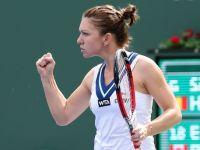 Premiera pentru tenisul feminin romanesc: Simona Halep va ocupa, de saptamana viitoare, locul 5 sau 6 in clasamentul mondial