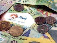 Profitul Enel in Romania a urcat cu 25%, la 289 mil. euro, datorita cresterii preturilor la energie