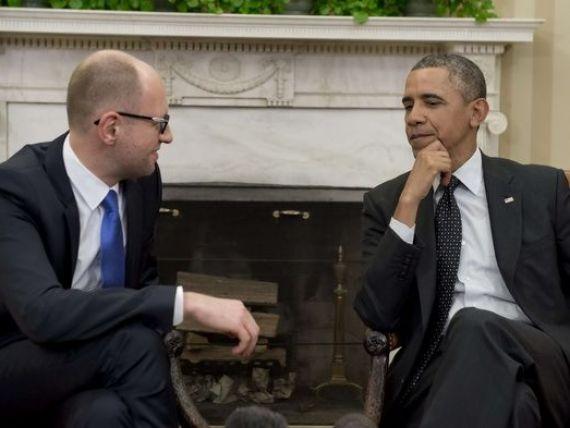 Barack Obama avertizeaza: Rusia va suporta  costuri  daca va anexa Crimeea
